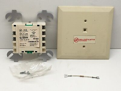 Fire-lite M300 Monitor Module Signaling Device - New Old Stock