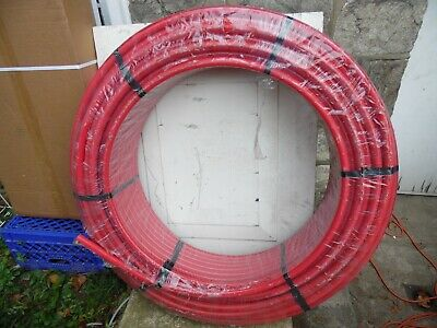Viega Pure Flow 1x 500 Feet Pex Ultra Tubing Red Oxygen Barrier Local Pick Up