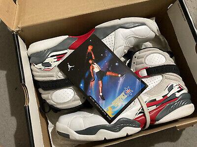 Nike Air Jordan 8 Retro OG Bugs Bunny (Mint) UK9