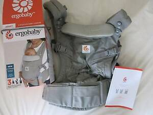 Ergobaby / Ergo baby Adapt baby carrier - As new Greenfield Park Fairfield Area Preview