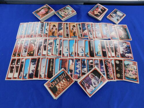 1978 Donruss SGT. PEPPERS LONELY HEARTS CLUB BAND ~1978 Lot of Cards