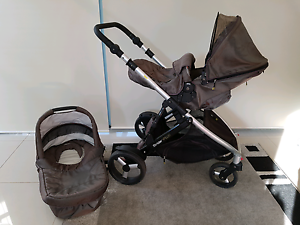 Strider Plus pram incl bassinet Kellyville Ridge Blacktown Area Preview
