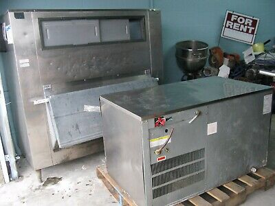 Hoshizaki Km-1300srh Follett Ice Bin Storage 1475 Lbs