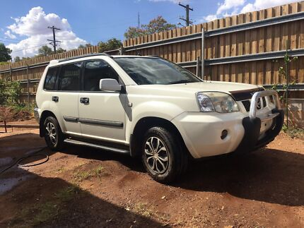 2004 Nissan X-Trail Mount Isa Mt Isa City Preview