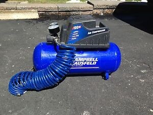 Air compressor kijiji free classifieds in toronto gta for Gardening tools toronto