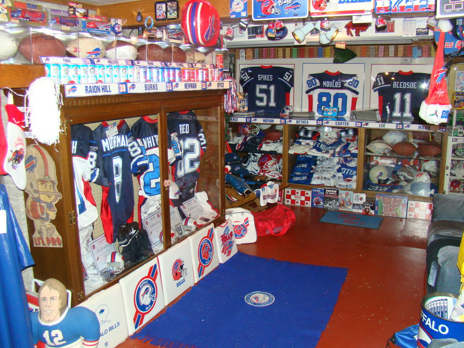 bills collectibles and gear