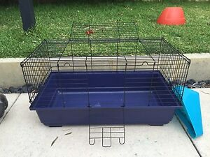 Rabbit/guinea pig cage - Few months old Scarborough Stirling Area Preview