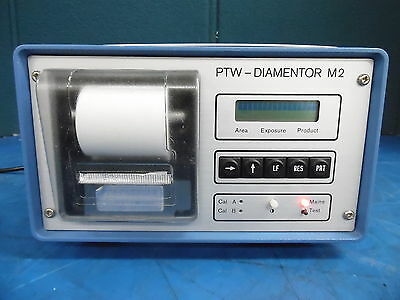 Ptw-diamentor M2 X-ray Power Supply Type 5737 P-294 115230v 50-60hz 0201a