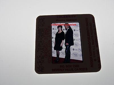 Original Photo 35mm Slide Billy Ray Cyrus & Marie Osmond # 4