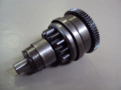Anlasserfreilauf Anlasser Ritzel 14/63 Piaggio Vespa ET2 LX NRG 50 mc3 Power 2T