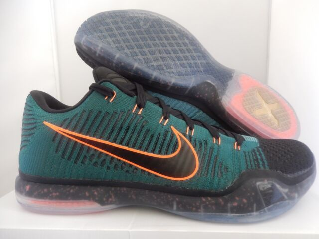 3564934b411f Nike Kobe X 10 Elite Low Flyknit