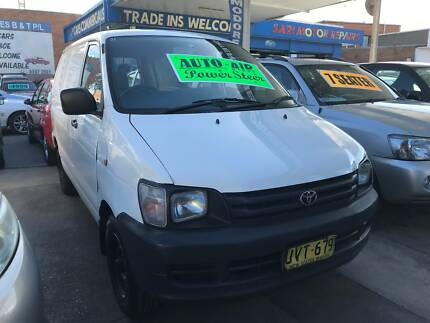 1998 Toyota Townace Van. Fully Serviced & Inspected !!