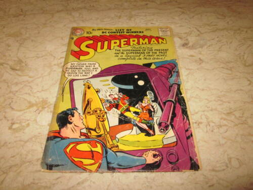 Superman #113