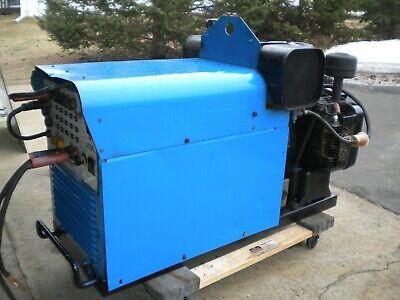 Miller Aead 200le Generator Welder With Video