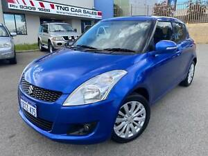 2011 Suzuki Swift FZ GLX 55000kms 1 owner auto Hatchback Wangara Wanneroo Area Preview