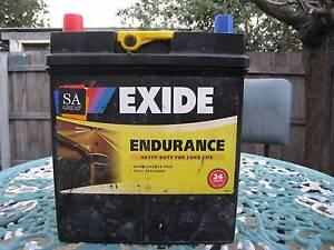 Exide car battery 40DPMF Traralgon Latrobe Valley Preview