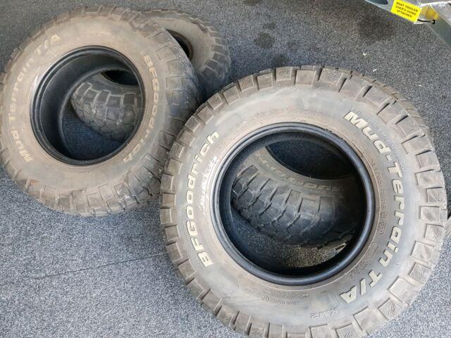 Bf Goodrich Km2 Mud Tyres Wheels Tyres Amp Rims Gumtree