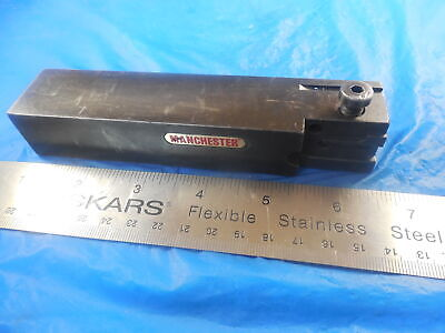 Manchester Groove Cut Off Lathe Turning Tool Holder 1 X 1 14 Square Shank Cnc