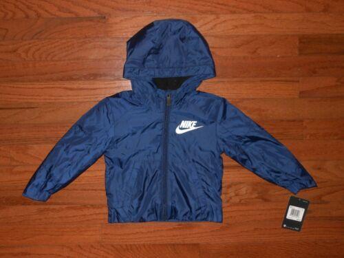 NWT Nike Toddler Boys binary blue jacket, Size 2T