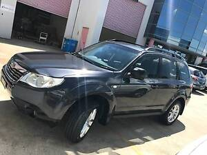 LOW KM 2009 FORESTER AUTO WITH LONG REGO Thornleigh Hornsby Area Preview