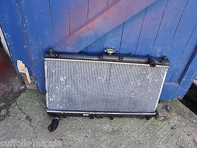 MAZDA MX5 EUNOS (MK2 1998 - 2005) 1.6 / 1.8 COOLING RADIATOR  /  RAD