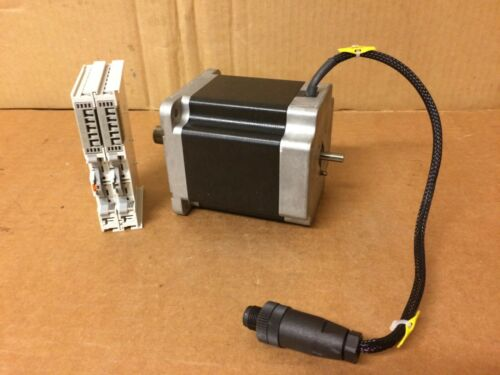 Beckhoff KL2541 Controller Drive w/ Stepper Motor Automation