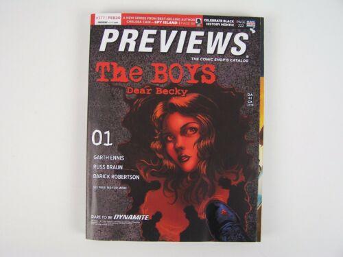 Previews #377 The Comic Shop