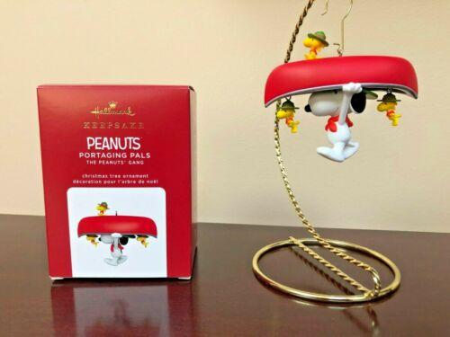 2020 Hallmark Ornament Portaging Pals   PEANUTS