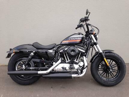 2018 Harley-Davidson 48 Special Melrose Park Mitcham Area Preview