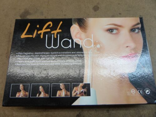 Lift Wand High Frequency Machine Skin tightening Acne Spot Health Beauty device
