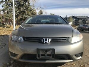 2006 civic coupe M/T