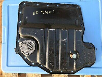 - 1998 1999 2000 2001 2002 2003 BMW E39 540i V8 4.4L ENGINE OIL PAN WITH SENSOR