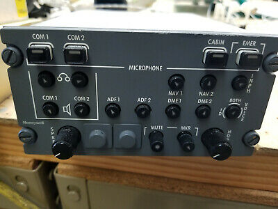 Honeywell AV-850A Audio Panel for Primus II radios