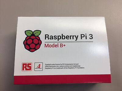 Raspberry PI 3 Model B+ Plus 2018 1.4GHz Cortex-A53 with 1GB RAM