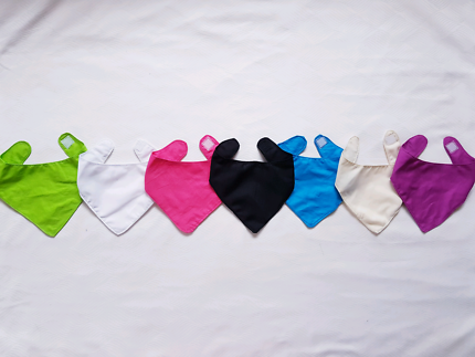 Wanted: Hand made 100% Cotton dribble bibs