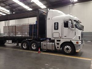 Prime mover with work Yagoona Bankstown Area Preview