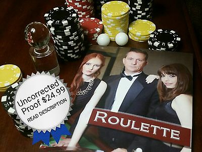 Roulette, Strategy system book by me, Paulie Bovalino