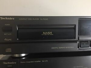Technics SL-PG340 CD Player - Made in Japan