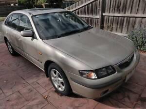 1999 Mazda 626 LUXURY Automatic Hatchback
