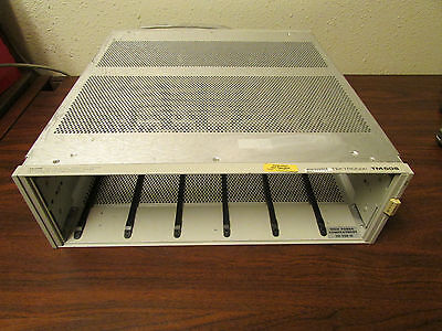 Tektronix Tm 506 6-slot Plug-in Mainframe High Power Option Drawer Pulls