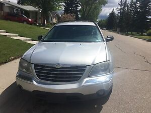 2005 Pacifica trade for truck