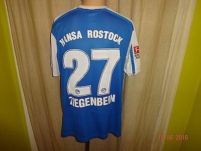 Hansa Rostock Original Nike Trikot 2011/12