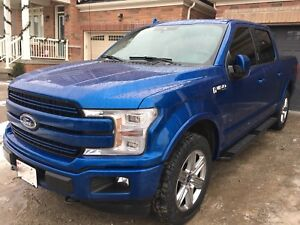 LEASE TAKEOVER - 2018 Ford F-150 Lariat