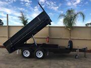 10x6 heavy duty hydraulic flat top tipper, 2.8 t gross, swan hill Swan Hill Swan Hill Area Preview