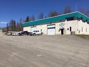 Truck Shop for long term lease