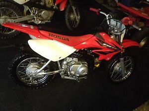 2004 Honda CRF 70 WITH PAPERS