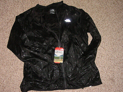 Womens The North Face Flight Better Then Naked Black Jacket! Size XL NWT's!