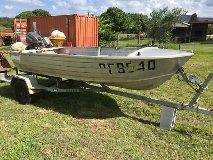 Aluminum Dinghy Package