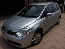 2007 Nissan Tiida Hatchback Winnellie Darwin City Preview