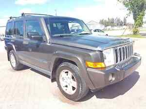 * * 2006 JEEP COMMANDER 4X4 * * 6 MONTH WARRANTY INCLUDED * * SP